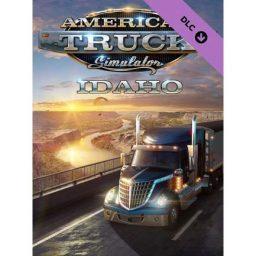 خرید بازی American Truck Simulator Idaho