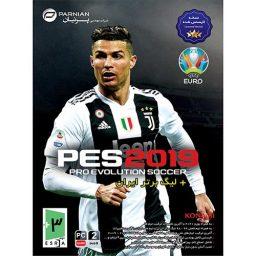 خرید بازی PES 2019 & Iran League 98 & Euro 2020