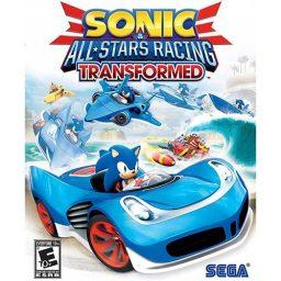 خرید بازی Sonic and All-Stars Racing Transformed