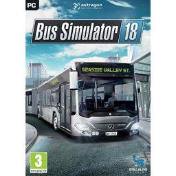 خرید بازی Bus Simulator 18