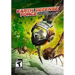 خرید بازی Earth Defense Force Insect Armageddon