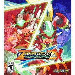 خرید بازی Mega Man Zero/ZX Legacy Collection