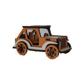 خرید ماکت دکوری ماشین چوبی