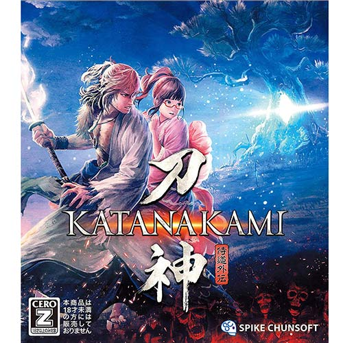 خرید بازی KATANA KAMI A Way of the Samurai Story
