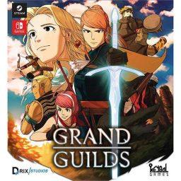 خرید بازی Grand Guilds