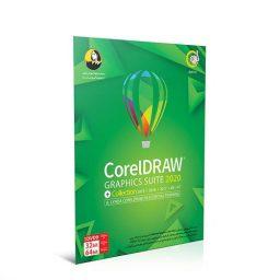 خرید نرم افزار CorelDraw Graphics Suite 2020