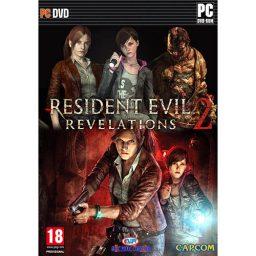خرید بازی Resident Evil Revelations 2