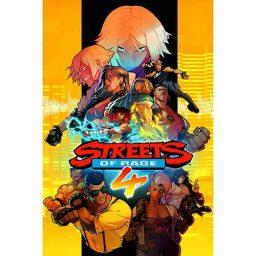 خرید بازی Streets of Rage 4