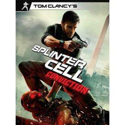 خرید بازی Tom Clancys Splinter Cell Conviction