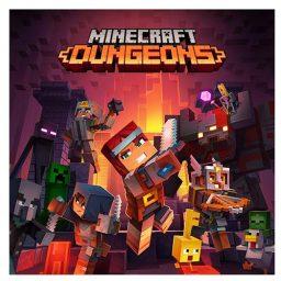 خرید بازی Minecraft Dungeons