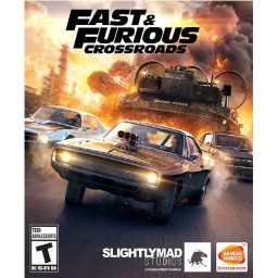 خرید بازی Fast and Furious Crossroads