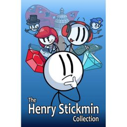 خرید بازی The Henry Stickmin Collection