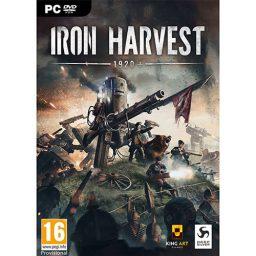 خرید بازی Iron Harvest