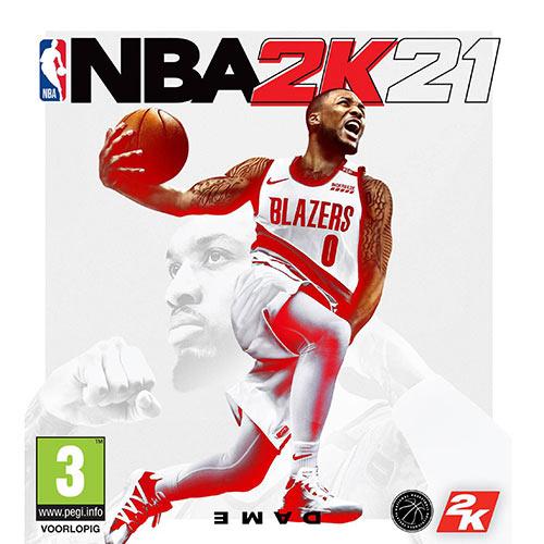 خرید بازی NBA 2K21