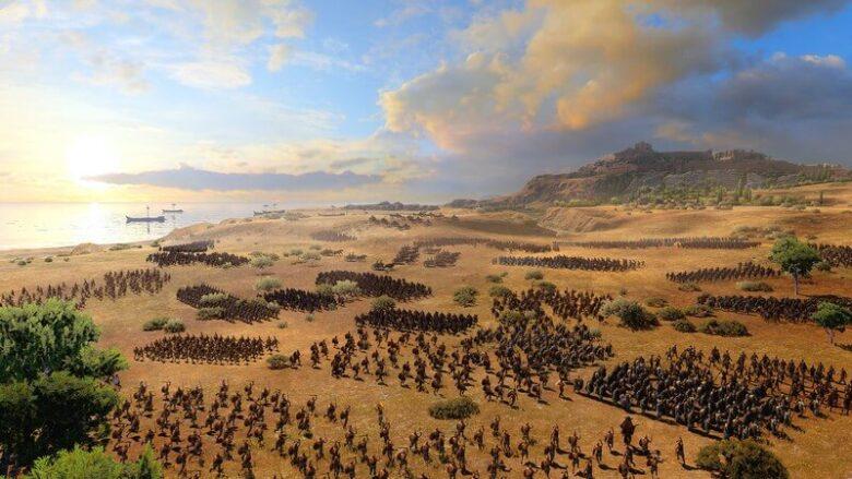خرید بازی A Total War Saga Troy