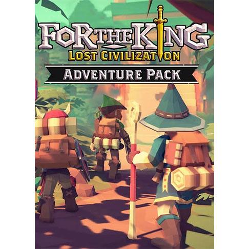 خرید بازی For The King Lost Civilization