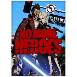 خرید بازی No More Heroes