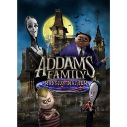 خرید بازی The Addams Family Mansion Mayhem